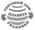 Логотип компании Планета упаковки