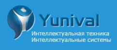 Логотип компании Юниваль Текнолоджис